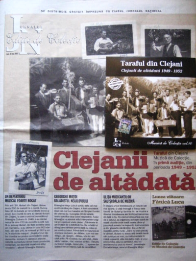 Lautarii din Clejani