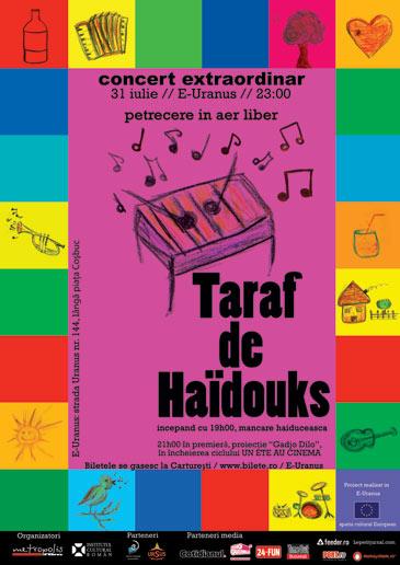 Taraf de Haidouks - Concert